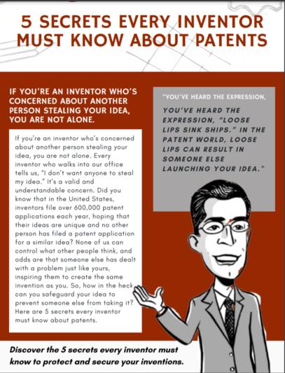 John Rizvi, P.A. – The Patent Professor® Releases Free Guide for Inventors